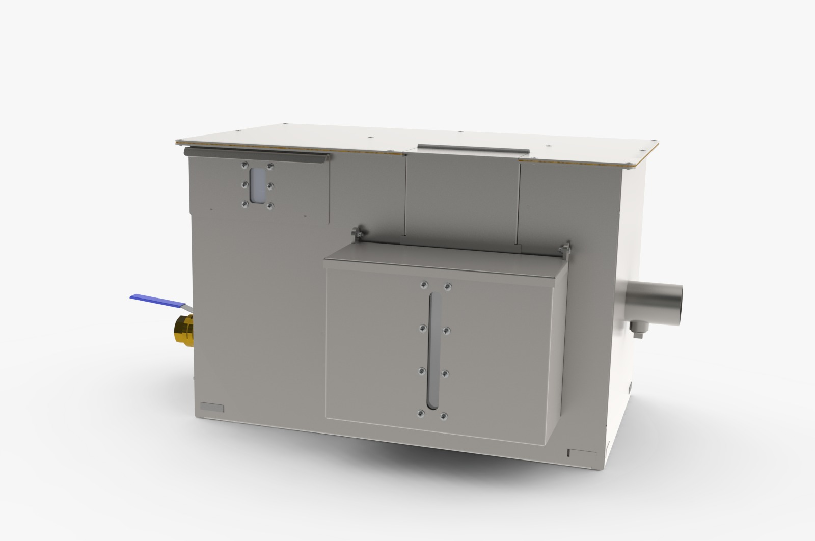 HC1 Grease removal unit - Fog Fellow Designs LTD