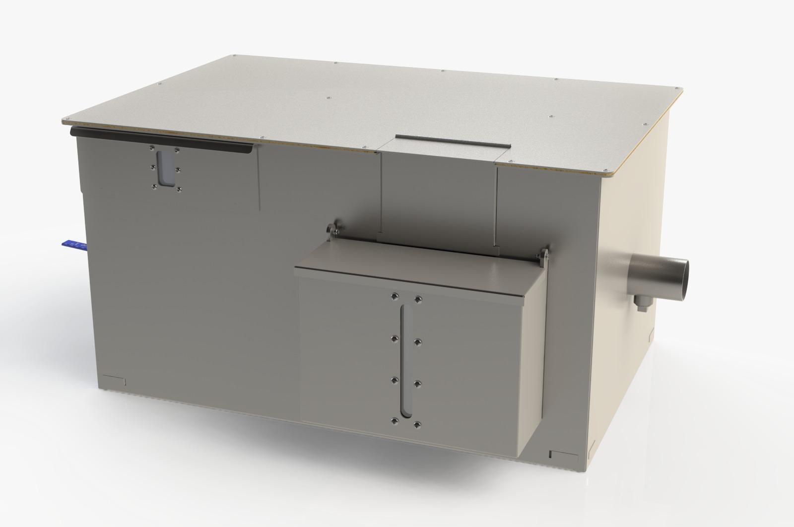HC2 Grease removal unit - Fog Fellow Designs LTD