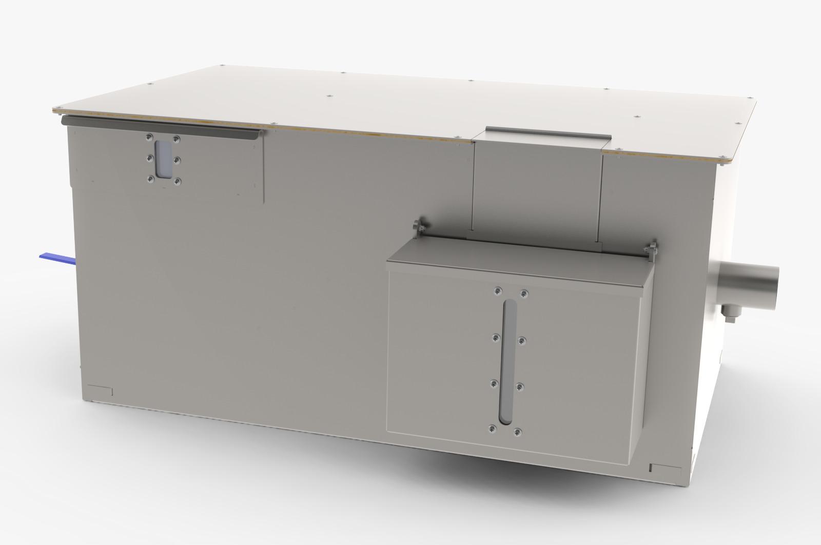 HC3 Grease removal unit - Fog Fellow Designs LTD