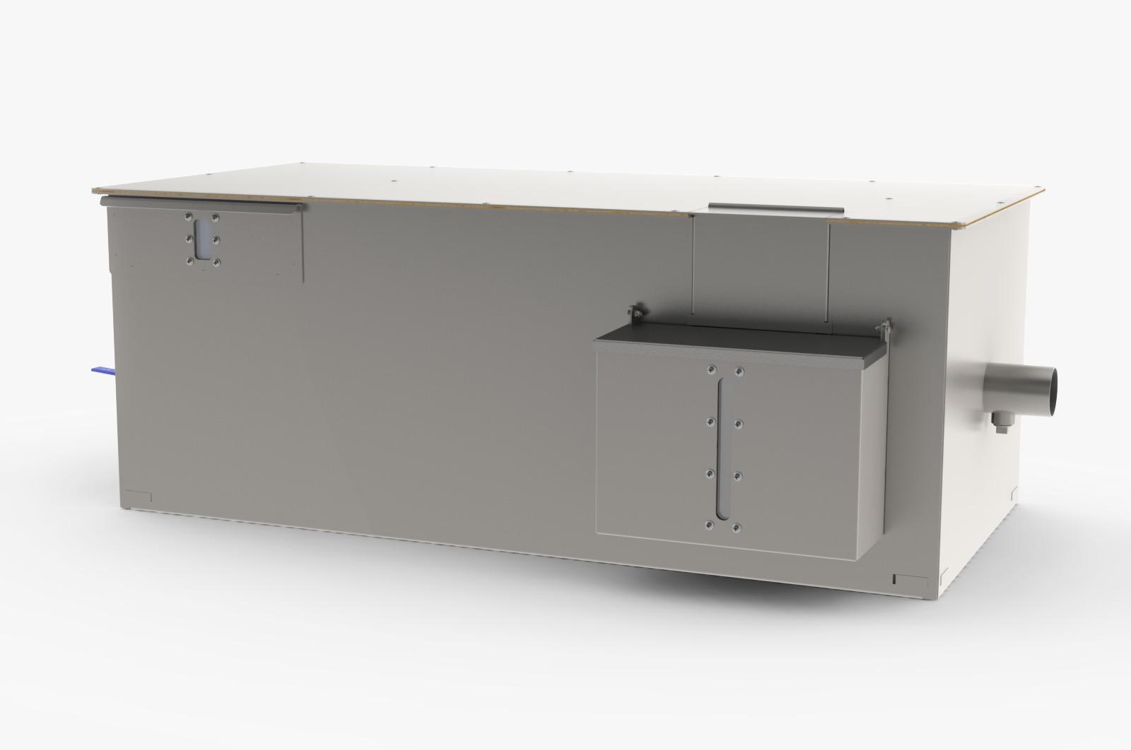 HC4 Grease removal unit - Fog Fellow Designs LTD