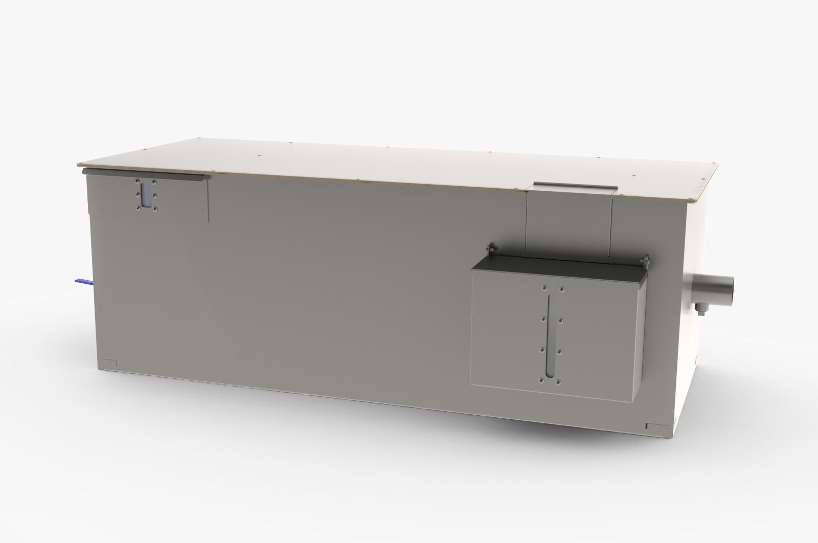 HC5 Grease removal unit - Fog Fellow Designs LTD